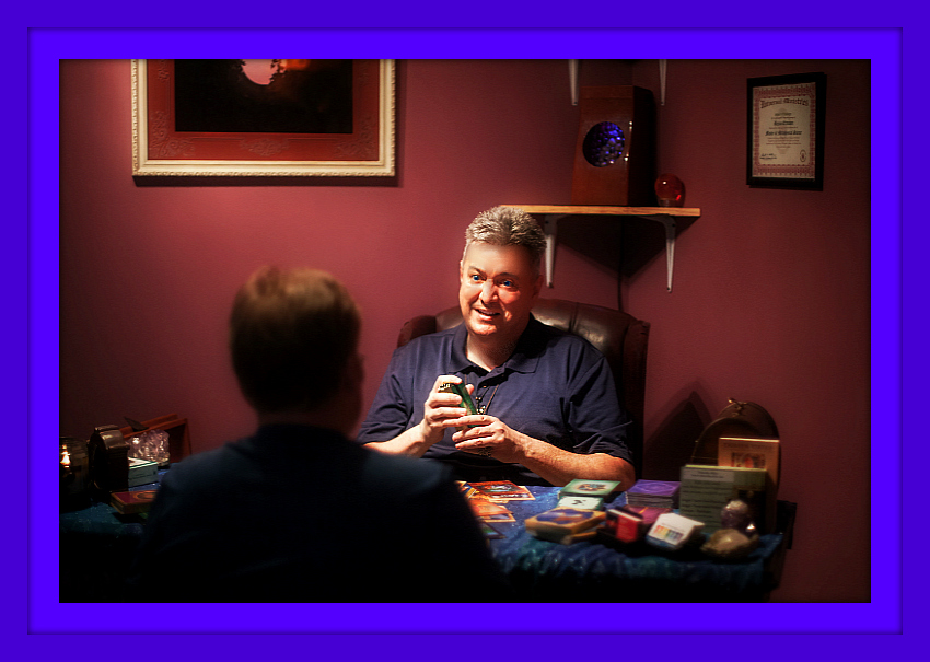 Upcoming Events – Angel/Tarot Readings by Tim